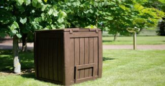 Садовый контейнер для компоста